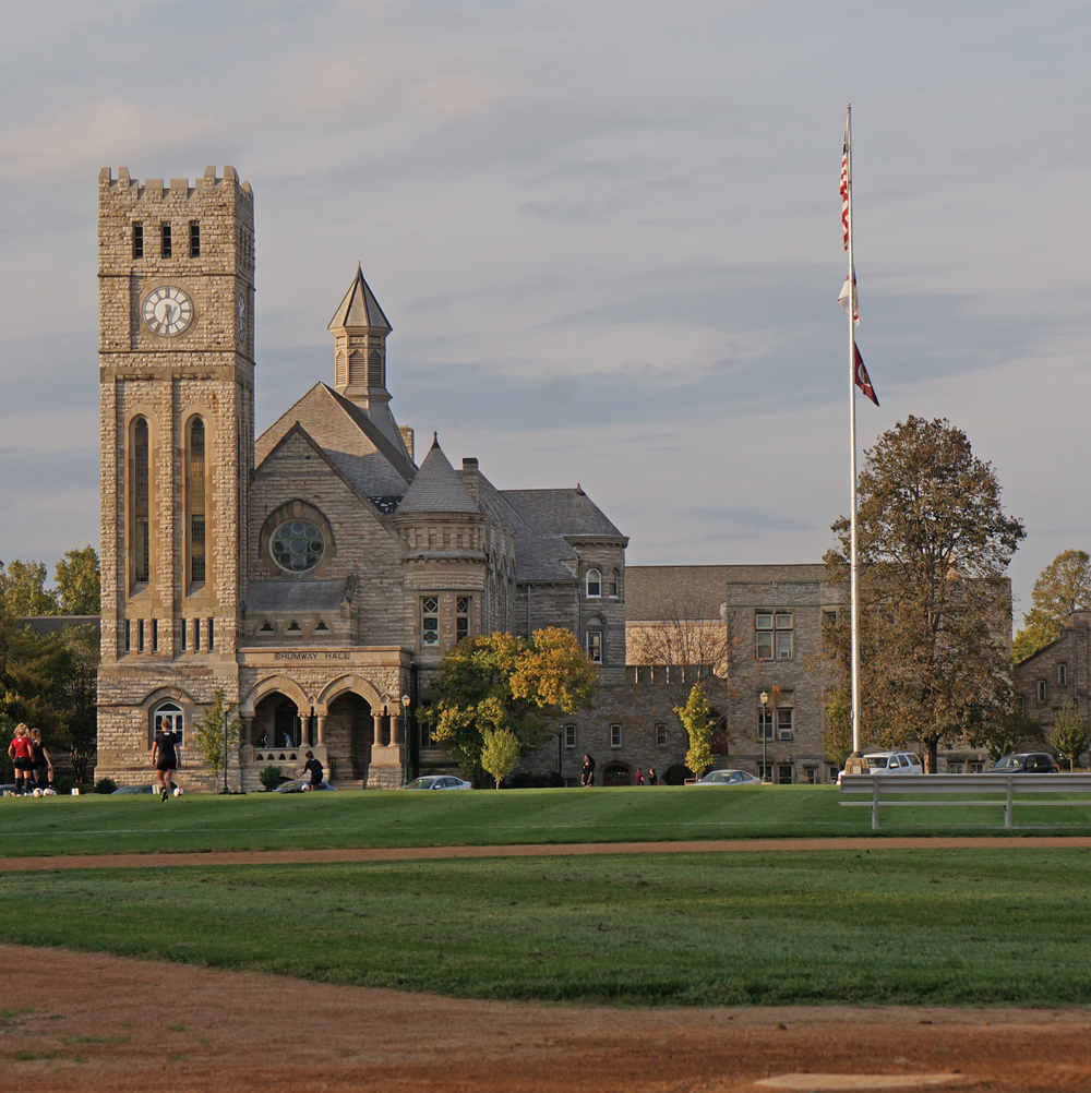 Surrounded by the beautiful Shattuck-St. Mary's campus